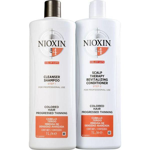 Nioxin - Kit System 4 Salon 2 Produtos