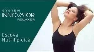 Nova Escova Nutrilipidica Innovator 500g + Mascara 60 G