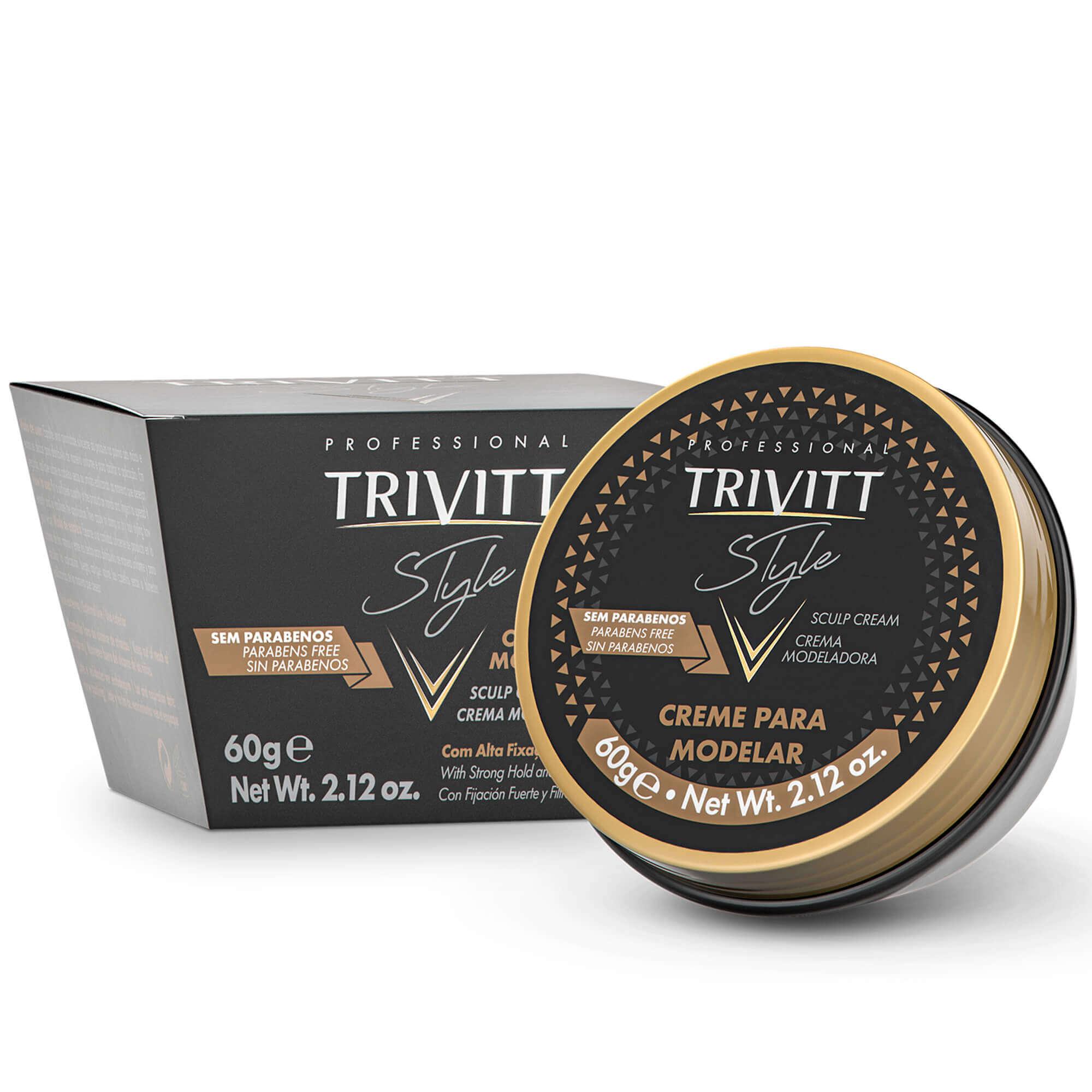 Pomada Modeladora Itallian Trivitt - 60g