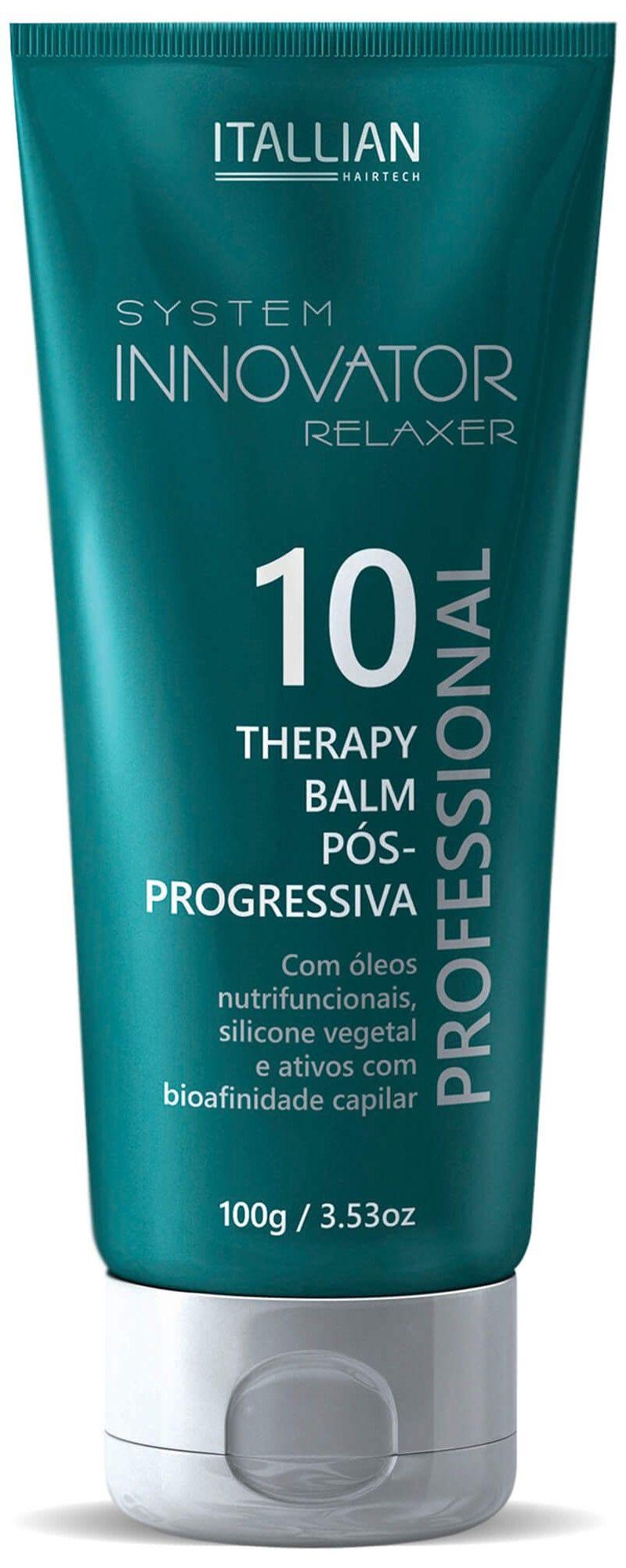 Protetor Pós-progressiva Itallian Therapy Balm 10 - 100g