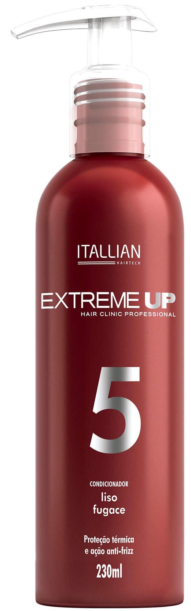 Protetor Térmico Liso Fugace Itallian Extreme Up 5 - 230ml