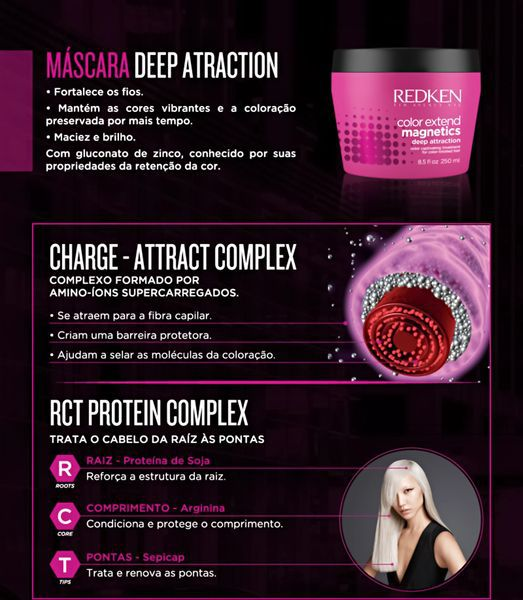 Redken Color Extend Mag - Máscara 250 ml