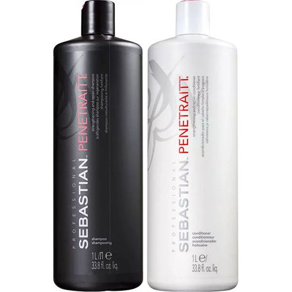 Sebastian Penetraitt - Kit Shampoo e Condicionador 1000