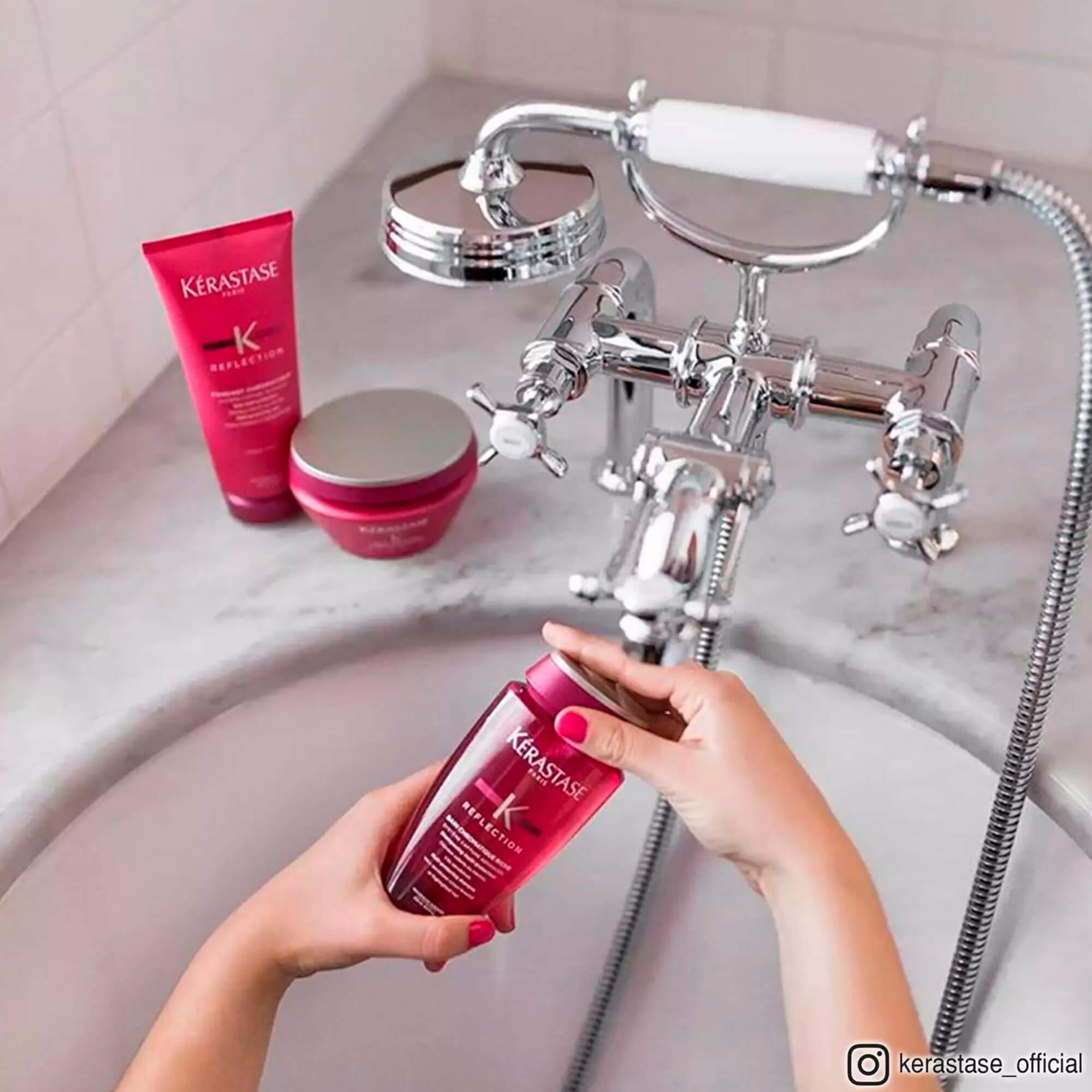 Shampoo Kérastase Réflection Bain Chroma Riche - 250ml