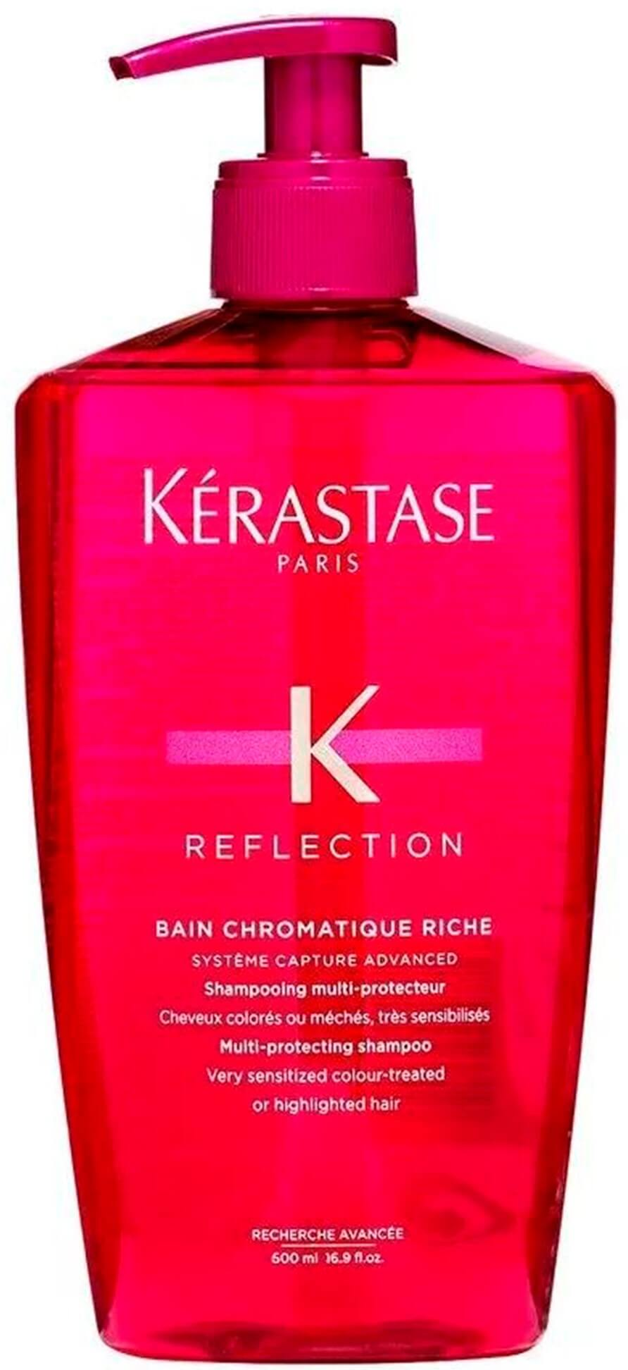 Shampoo Kérastase Réflection Bain Chromatique Riche - 500ml