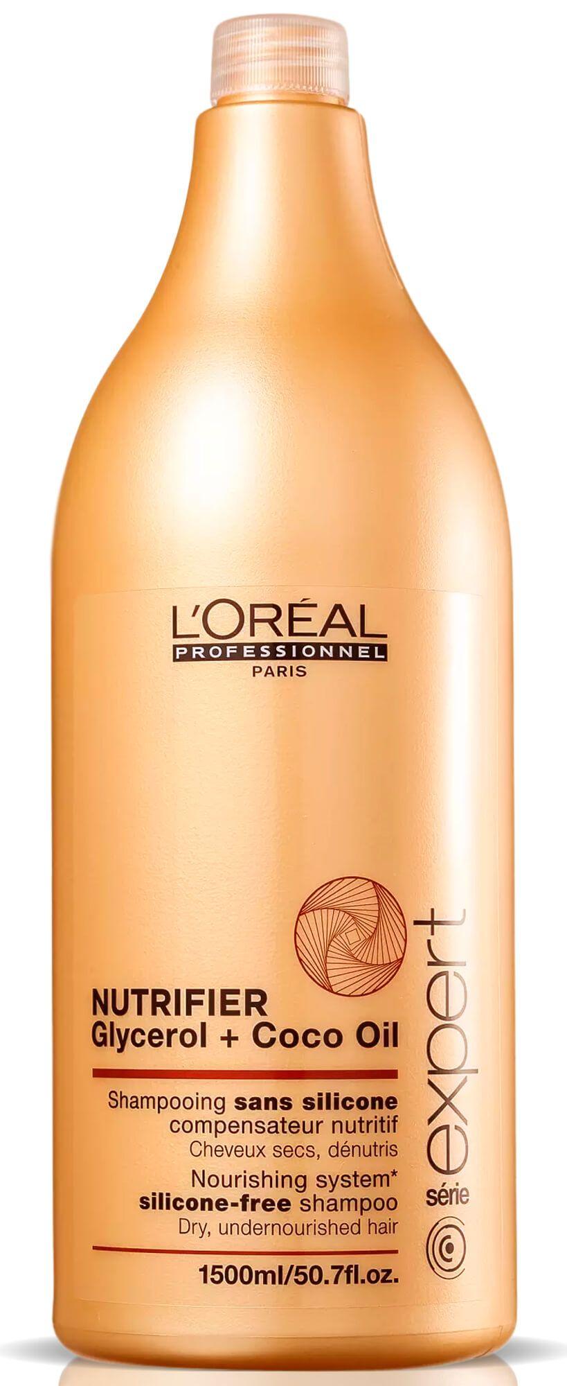 Shampoo L'oréal Professionnel Nutrifier - 1500ml