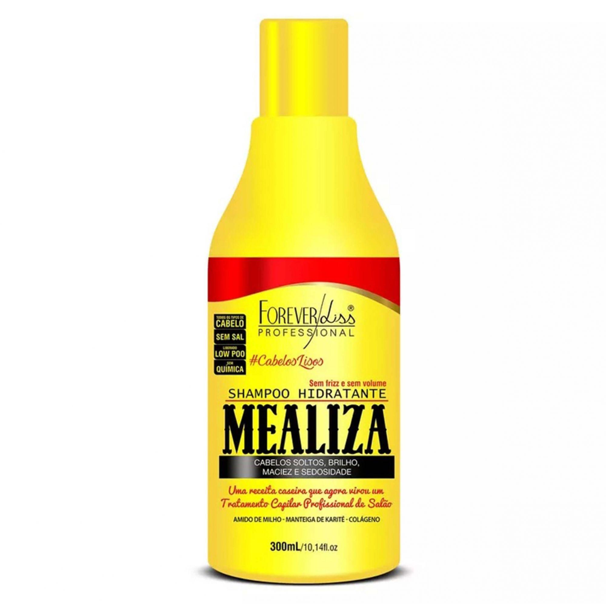 Shampoo Mealiza Forever Liss - 300ml