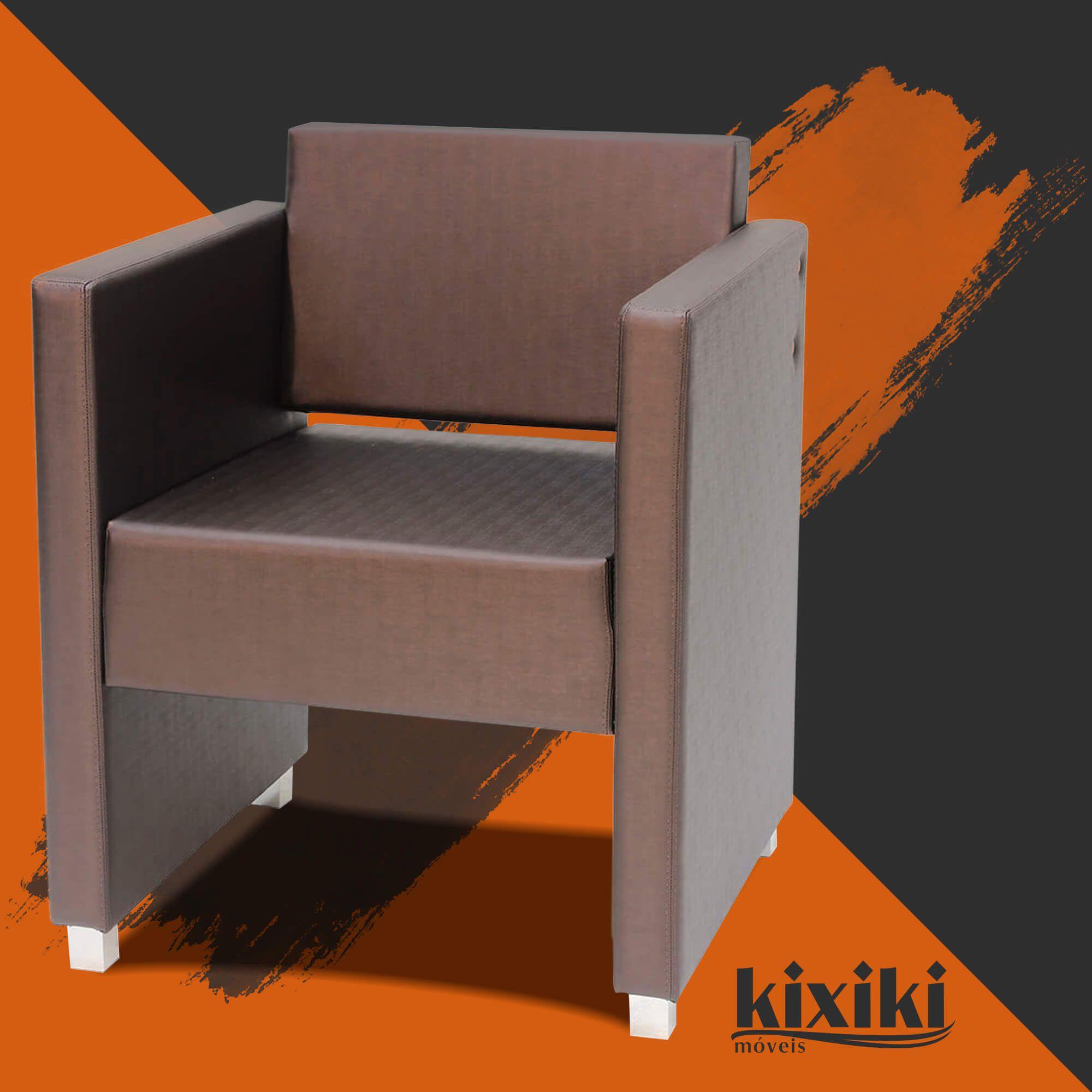 Sofá Para Recepção Cuiabá Kixiki