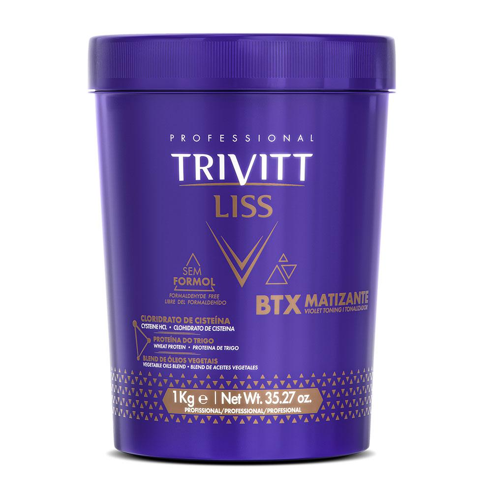 TRIVITT LISS BTX MATIZANTE 1KG