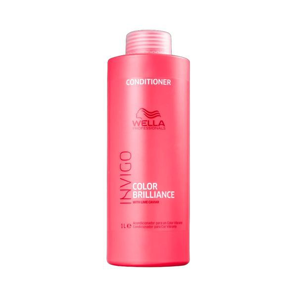 Wella - Condicionador Brilliance 1000 ml