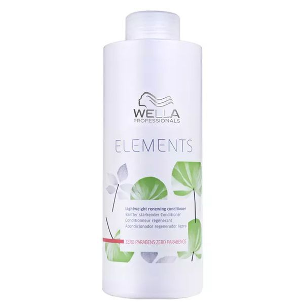 Wella - Condicionador Elements Renewing 1000 ml