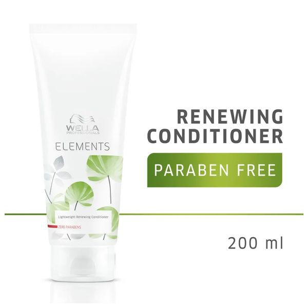 Wella - Condicionador Elements Renewing 200 ml