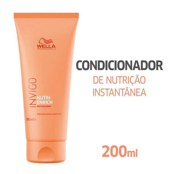 Wella - Condicionador Enrich 200 ml