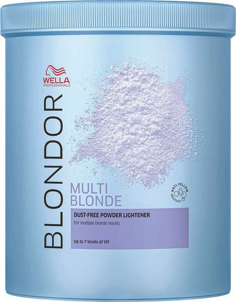 Wella - Descolorante Blondor Power 800 g