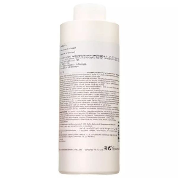 Wella - Fusion Shampoo 1000ml