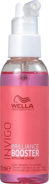 Wella - Kit Sh 250ml E Fluido Booster Invigo  Brilliance