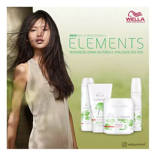 Wella - Máscara Elements Renewing 500 ml