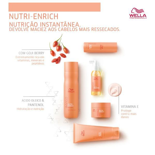 Wella - Máscara Enrich 150 ml