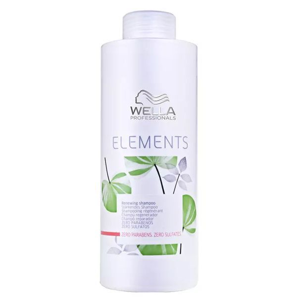 Wella - Shampoo Elements Renewing 1000 ml