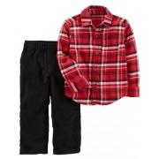 Conjunto Camisa e Calça - Carter's