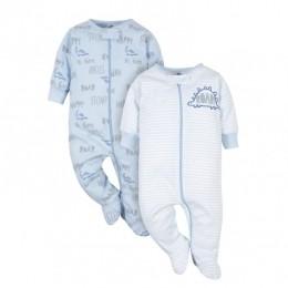 Kit com 2 Pijamas - Dino - Gerber