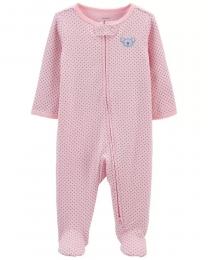 Pijama 2-Way Zip - Coala - Carter's