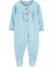 Pijama - Cereja - Carter's