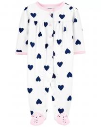 Pijama - Corações - Carter's