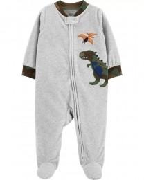 Pijama Fleece - Dino - Carter's