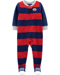 Pijama Fleece Menino - Football - Carter's