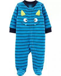 Pijama Fleece - Monstrinho - Carter's