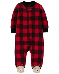 Pijama Fleece - Rena - Carter's