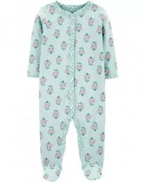 Pijama - Floral Azul - Carter's