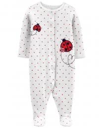 Pijama - Joaninha- Carter's