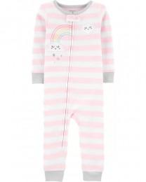 Pijama Menina - Arco Iris - Carter's