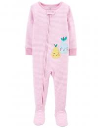 Pijama Menina - Pera - Carter's