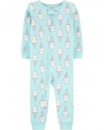 Pijama Menina - Sorvete - Carter's