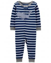 Pijama Menino - Baleia - Carter's