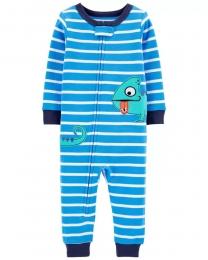 Pijama Menino - Camaleão - Carter's