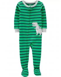 Pijama Menino - Dino Verde - Carter's