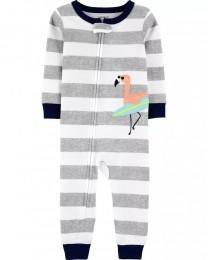 Pijama Menino - Flamingo - Carter's