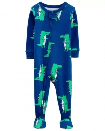 Pijama Menino - Jacaré - Carter's