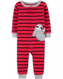 Pijama Menino - Preguiça - Carter's