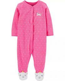 Pijama Terry - Unicórnio - Carter's