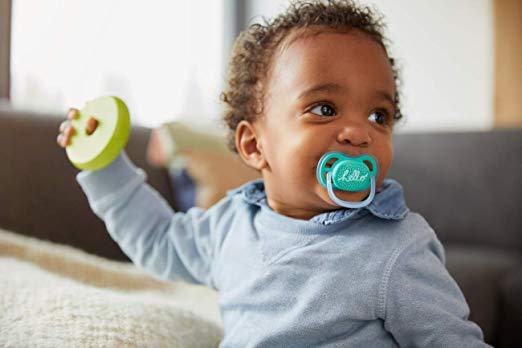 Chupeta Ultra Air Avent Menino (6-18 meses) - Decorada