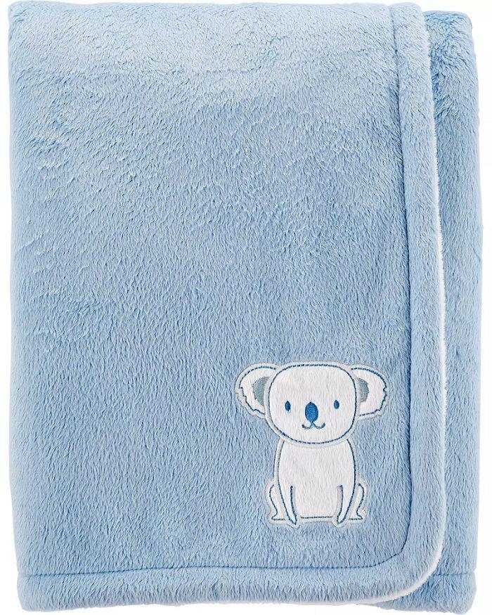 Cobertor Plush Azul - Coala - Carter's