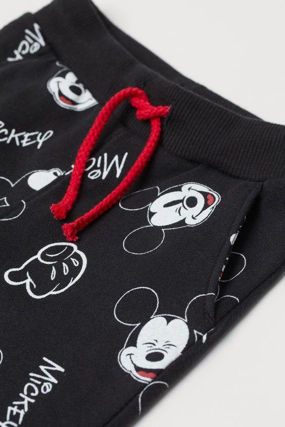 Conjunto Blusa e Calça - Mickey - H&M Disney