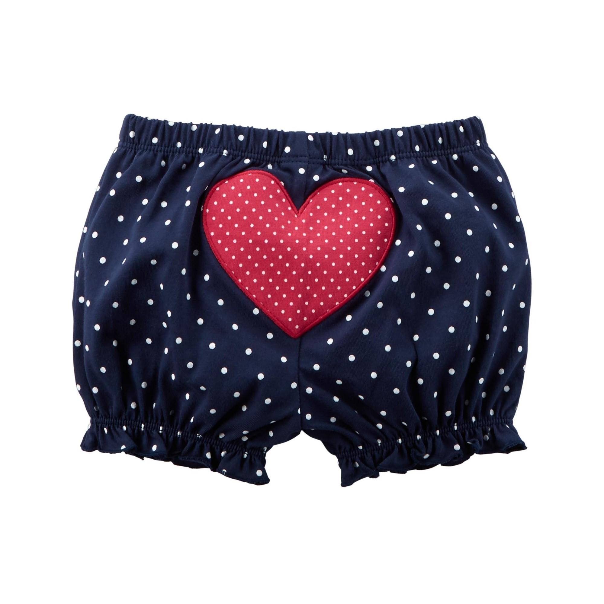 Conjunto Blusinha e Shorts - Coração