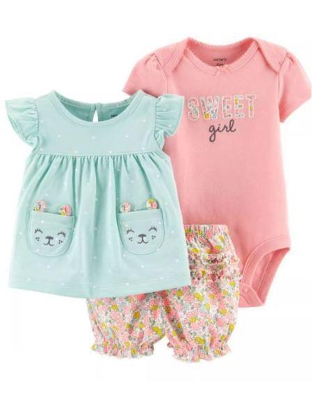 Conjunto Body, Blusinha e Shorts - Floral