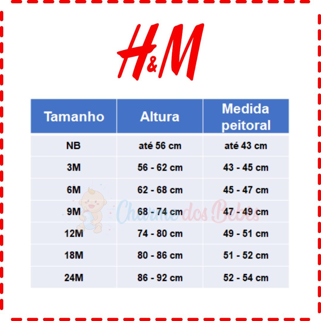Conjunto Body, Calça e Faixa - Minnie - H&M Disney